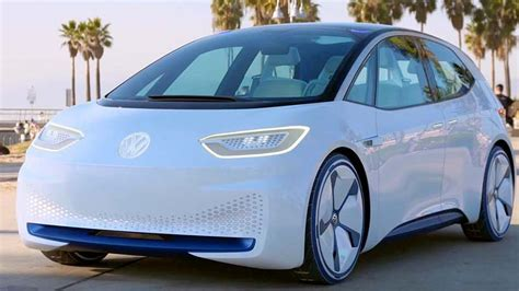 Pre-orders Open 2019 For Volkswagen Id Electric Car
