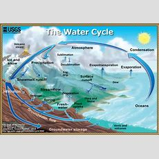 The Water Cycle Quick Summary, From Usgs Waterscience School