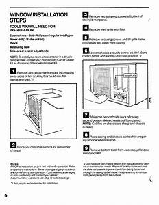 Window Installation Steps  Tools You Will Need For
