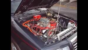 Big Block 460 Ford Thunderbird 1985 Engine Swap