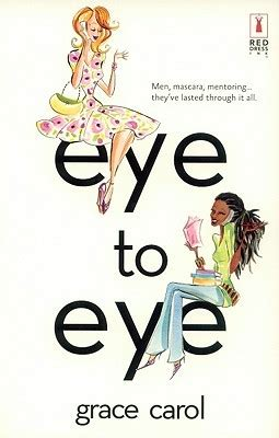 eye  eye red dress ink novels  grace carol reviews discussion bookclubs lists