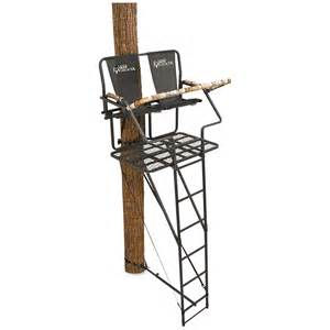 Deer Stands Walmart by Bone Collector 17 2 Man Ladder Tree Stand 204377