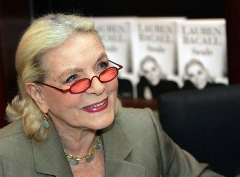 lauren bacall  writing   complete experience