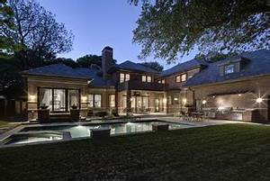 Greenbrier Residence - Traditional - Exterior - Dallas