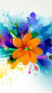 Colorful Flower Wallpapers - WallpaperSafari