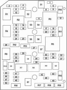 2001 Impala Engine Compartment Fuse Diagram