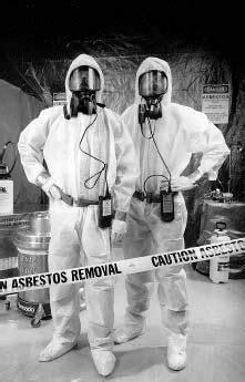 career  asbestos removal  experiencing