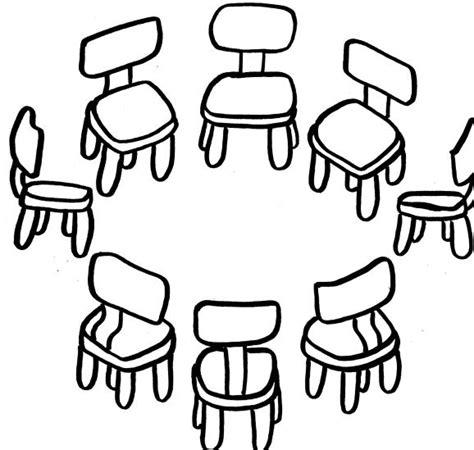 Kleurplaat Schoolgebouw by Lege Stoel Discussie 1 Er Staan Een Tiental Stoelen In