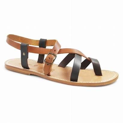 Sandals Jesus Leather Handmade Genuine Sandales Cuero