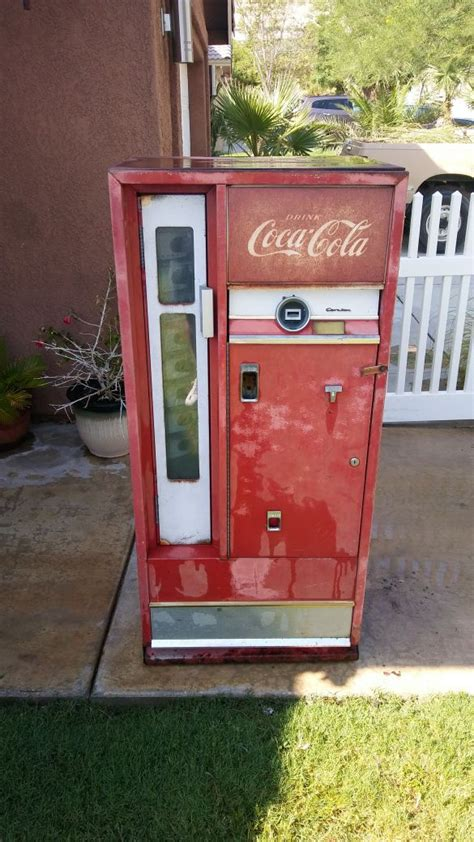 Unlike other coffee machines, this is sold to the general public. Coca Cola machine for Sale in Desert Hot Springs, CA - OfferUp