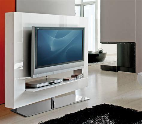 support tv motorisé cuisine mobilier design meuble tv vision pivotant mobilier de fausse cloison tv meuble tv