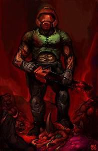 Doomguy   Heroe... Heroes Wiki