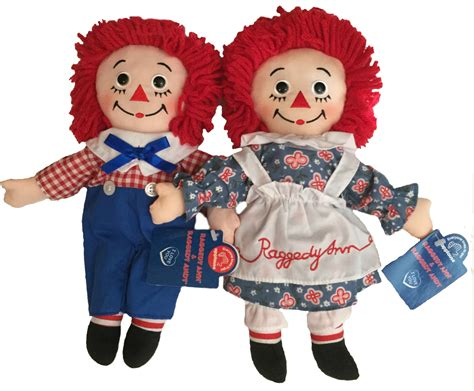 largest ragedy and andy raggedy dolls 12 by applause 640 | largest ragedy ann and andy raggedy dolls 12 by applause dakin