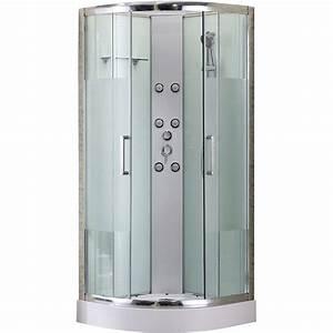 Cabine De Douche Hydromassante : cabine de douche leroy merlin maison design ~ Dailycaller-alerts.com Idées de Décoration