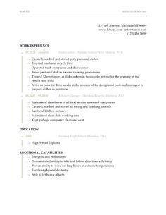 1000 ideas about high school resume template on