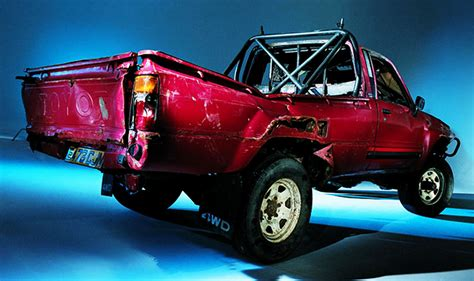 The Indestructible Toyota Hilux Turns 50 Years Old