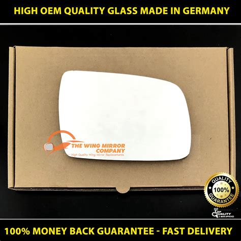 RHS, JEEP Grand Cherokee (1999->2020) Wing Mirror Glass ...