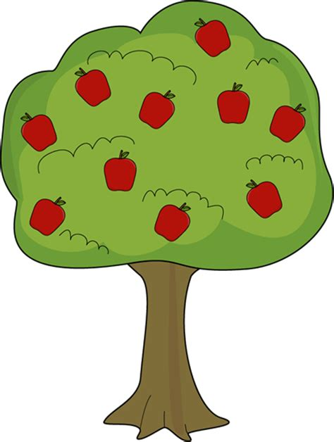 Apple Tree Clipart Apple Tree Branch Clipart Clipart Panda Free Clipart