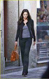 Monica Bellucci Doesn't Look Back: Photo 685741   Monica ...