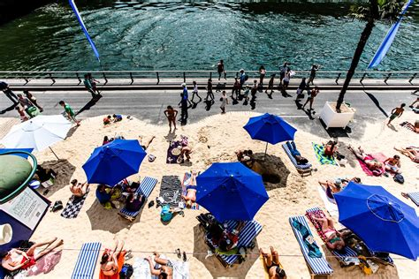chaises de plage hip july events in plages