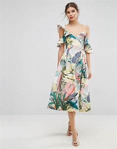 asos tropical dress wedding guest dresses popsugar With tropical wedding guest dresses