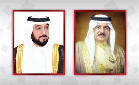 HOPE: Bahrain King Congratulates UAE President | Asian ...