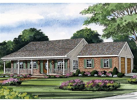 house plans with porches on front and back one house plans with front and back porch decoto