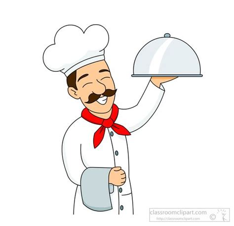 cuisine top chef culinary clipart smiling chef culinary chef wearing hat