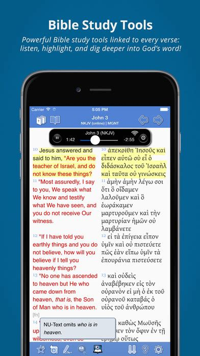 bible app for iphone blue letter bible on the app