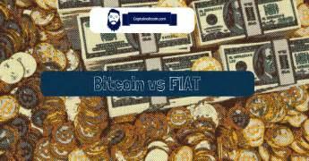 Bitcoin Fiat by Bitcoin Vs Fiat Money Captainaltcoin