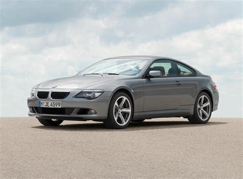 Bmw History The 6 Series And M6 Family