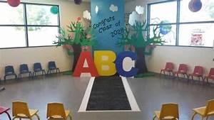 Preschool graduation, Graduation and Backdrops on Pinterest