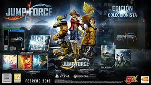 Jump Force Triler Fecha Beta Pase De Temporada Y