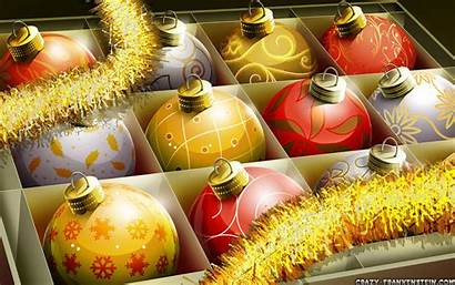 Christmas Ornaments Designs Gold Ornament Creative Wallpapers