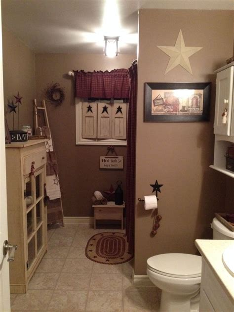 country bathroom decorating ideas primitive bathroom home decor decorating rustic
