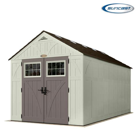 Suncast Bms Shed Accessories by Suncast Bms8160 Tremont 1 Shed 8x16