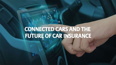 Connected Cars And The Future Of Car Insurance Youtube