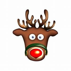 Renne En Carton : masque de rudolph le renne en carton ~ Melissatoandfro.com Idées de Décoration
