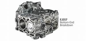 Subaru Ej257 Bottom-end Breakdown