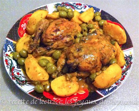 cuisiner coquelet recette coquelet en cocotte aux olives