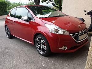 208 Rouge : 208 gti rouge rubis 2013 pr sentation 208 peugeot forum marques ~ Gottalentnigeria.com Avis de Voitures