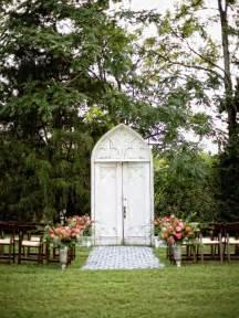 wedding altar decorations wedding altar and aisle decor diy