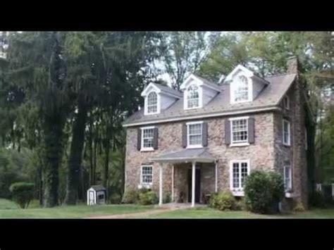 bucks county pa real estate farmhouse on 18 acres