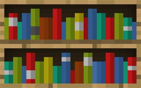 Minecraft Bookcase Wallpaper By Lynchmob1009 On Deviantart