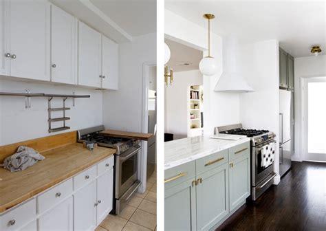 Kitchen Cabinet Island Design - sarah sherman samuel kitchen before after sarah sherman samuel