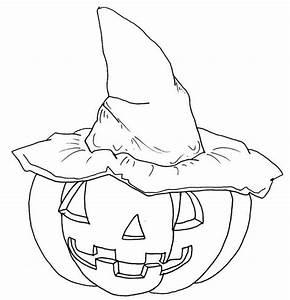 Tete De Citrouille Pour Halloween : coloriage citrouille d 39 halloween qui fait peur dessin gratuit imprimer ~ Melissatoandfro.com Idées de Décoration