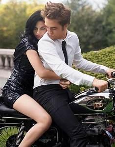 Robert Pattinson and Kristen Stewart cover Harper's Bazaar ...