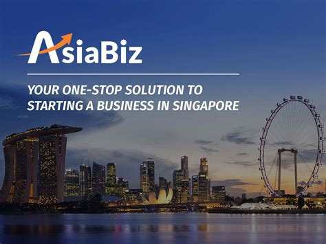 Company Incorporation Singapore