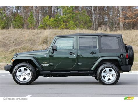 jeep unlimited green natural green pearl 2010 jeep wrangler unlimited sahara