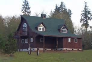Barn Home Pole Style House Plans
